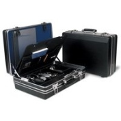 GP Doctor's Case with Laptop Storage - Black