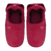 Aroma Home Microwaveable Feet Warmers Burgundy