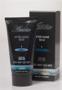 New Dead Sea Deadsea Spa After - Shave Moisturising Balm For Men Salt 150 ml 5.1oz
