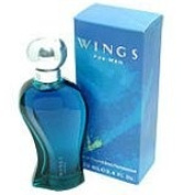 Giorgio Beverly Hills Wings for Men Aftershave Splash 100ml