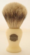 Progress Vulfix 660S Small Super Badger shaving brush, Ivory colour