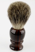 RAZZOOR Shaving Brush Faux Tortoise Best Badger
