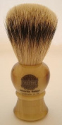 Progress Vulfix 2234 Silvertip Badger Shaving Brush, Faux Horn handle