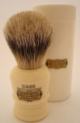Simpsons Case 1 Best Badger Shaving Brush with travel case