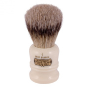 Simpsons Duke D1 Best Best Badger Hair Brush - Ivory