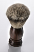 Shaving Brush Precious Rosewood - Badger Silvertipp