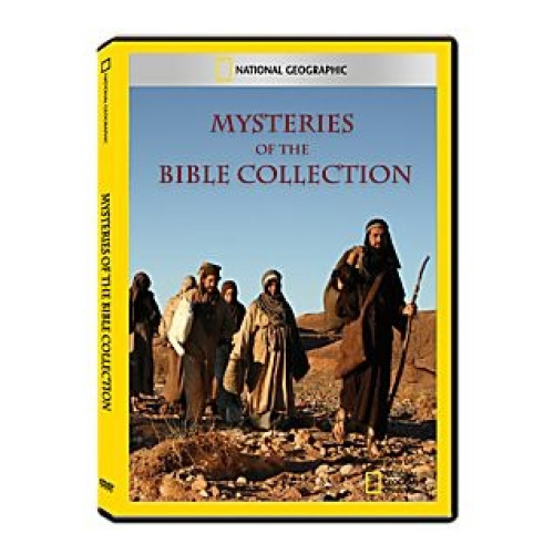 Bible Mystery: National Geographic: Mysteries Of The Bible Collection