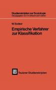 Empirische Verfahren Zur Klassifikation