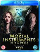 Mortal Instruments [Region B] [Blu-ray]
