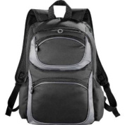 Continental Checkpoint-Friendly 38cm Laptop Computer Backpack Bag Black
