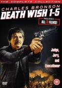 Death Wish 1-5 [Region 2]