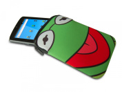 Performance Designed Products IP-1588 Disney Neoprene Sleeve for eReaders - Kermit - Multi-Colour