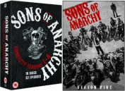 Sons of Anarchy Complete Seasons 1-5