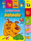 My First Words Animals [Board book]
