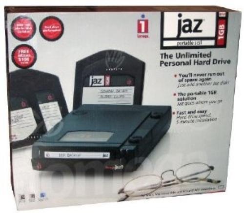 Iomega Portable SCSI 1GB Jaz Drive. Best Price | eBay