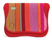 BUILT 9-25cm Neoprene Netbook Laptop Envelope, Nolita Stripe