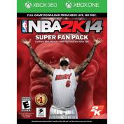 NBA 2k14 Super Fan Pack