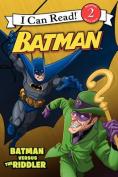 Batman Versus the Riddler (I Can Read - Level 2