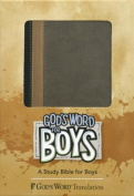 God's Word for Boys Hunter Green/Khaki Duravella