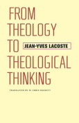 From Theology to Theological Thinking