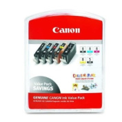 Canon CLI-8 Ink Cartridges Value Pack