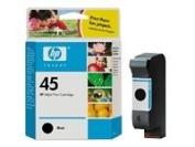 HP 45 - Print cartridge - 1 x black - 830 pages