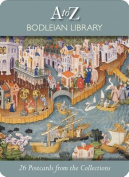 26 Postcards from the Collections - A Bodleian Library A to Z