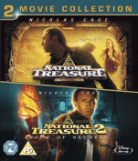 National Treasure 1 and 2 [Region B] [Blu-ray]