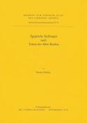 Agyptische Siedlungen Nach Texten Des Alten Reiches (Tubinger Atlas Des Vorderen Orients  [GER]