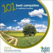 101 Best Campsites for Walking & Cycling 2014