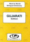 English-Gujarati & Gujarati-English Word-to-Word Dictionary