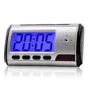 GUMP 8Gb Spy Camera Clock Remote Control Hidden Security CCTV and Motion Detector