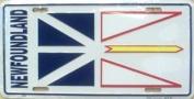 New foundland Flag Licence Plate New foundland Flag Licence Plate
