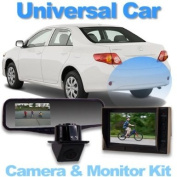 Universal CarRear Camera System with 11cm Video Mirror