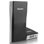EasyAcc 15000mAh External Battery Pack 5V / 12V Portable Charger 3 USB + 1 DC Port Power Bank for 5v 12v 15v Tablets