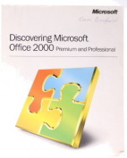 Discovering Microsoft Office 2000 Premium and Professional [Paperback]