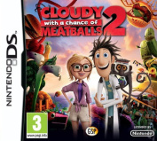 Cloudy With a Chance of Meatballs 2 [Region 2]
