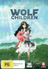 Wolf Children [Region 4]