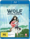 Wolf Children [Region B] [Blu-ray]