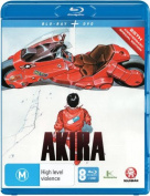 Akira - 25th Anniversary Edition  [Region B] [Blu-ray]