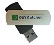 KEYKatcher Professional PC Monitoring Keylogger App - USB Version