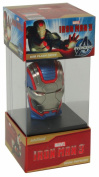 Marvel Officially Licenced Iron Man 3 USB Memory Flash Drive Iron Patriot (Blue) 8gb