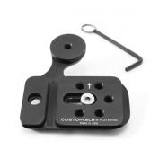 Custom SLR M-Plate Pro Universal Tripod Plate System, Black
