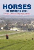 Horses in Training: 2014