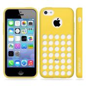 Minisuit TPU Holes Design Case Cover for iPhone 5C