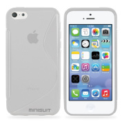 Minisuit S Shape Case Cover for iPhone 5C