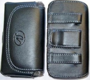 Barcelona iPhone 5 Horizontal Smart Phone Case / Pouch / Holster with Belt Loop & Belt Clip