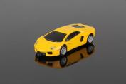 Lamborghini Murcielago Car USB Memory Stick Flash Drive 4Gb - Yellow