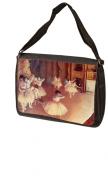 Dress rehearsal of the ballet on the stage By Edgar Degas Laptop Bag - Shoulder Bag - Messenger Bag