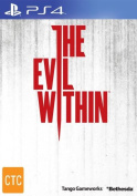The Evil Within with Preorder DLC